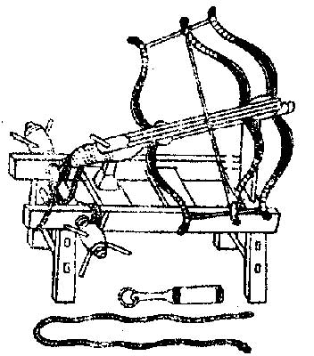 history of the crossbow origins and evolution Homemade Crossbow Trigger Mechanism photo